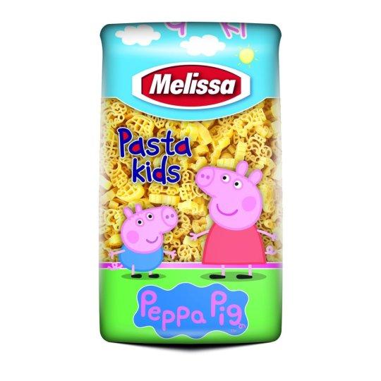 MAKARON DLA DZIECI PASTA KIDS ŚWINKA PEPPA - 500g - MELISSA