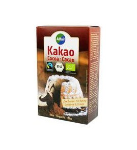 KAKAO W PROSZKU FAIR TRADE BIO 125 g – ALLFAIR