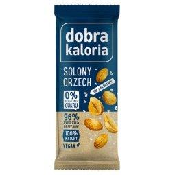 BATON SOLONY ORZECH BEZ DODATKU CUKRU 35 g – DOBRA KALORIA