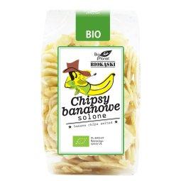CHIPSY BANANOWE SOLONE BIO 150 g – BIO PLANET