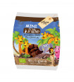 MINI JUNGLE HERBATNIKI KAKAOWE BIO 100 g – BIO ANIA