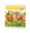 HERBATNIKI BEZ CUKRU MINI JUNGLE MINI ZOO100 g – BIO ANIA