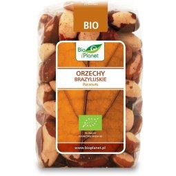 ORZECHY BRAZYLIJSKIE BIO 350g - BIO PLANET