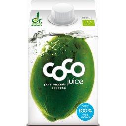 WODA KOKOSOWA NATURALNA BIO 500 ml - COCO (DR. MARTINS)