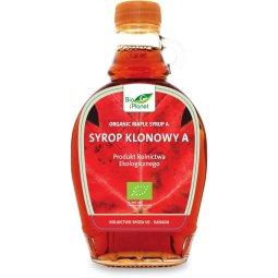 SYROP KLONOWY A BIO 250 ml – BIO PLANET