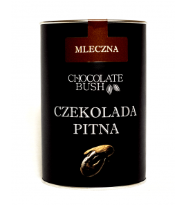 CZEKOLADA DO PICIA MLECZNA 200 g – CHOCOLATE BUSH