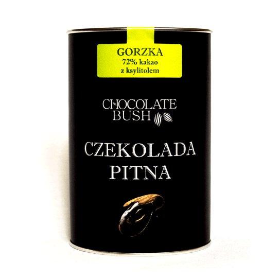 CZEKOLADA DO PICIA Z KSYLITOLEM 200 g – CHOCOLATE BUSH