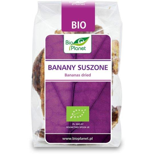 BANANY SUSZONE BIO 150 g – BIO PLANET