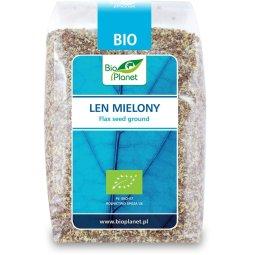 LEN (SIEMIĘ LNIANE) MIELONY BIO 250 g – BIO PLANET