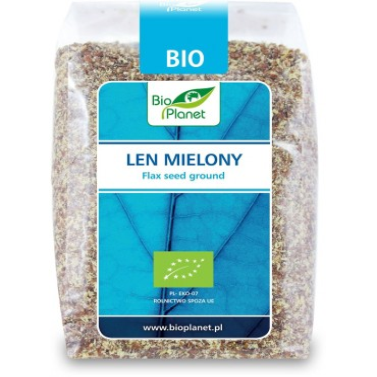 LEN MIELONY BIO 250 g – BIO PLANET
