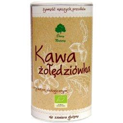 KAWA ŻOŁĘDZIÓWKA BEZGLUTENOWA BIO 200 g – DARY NATURY