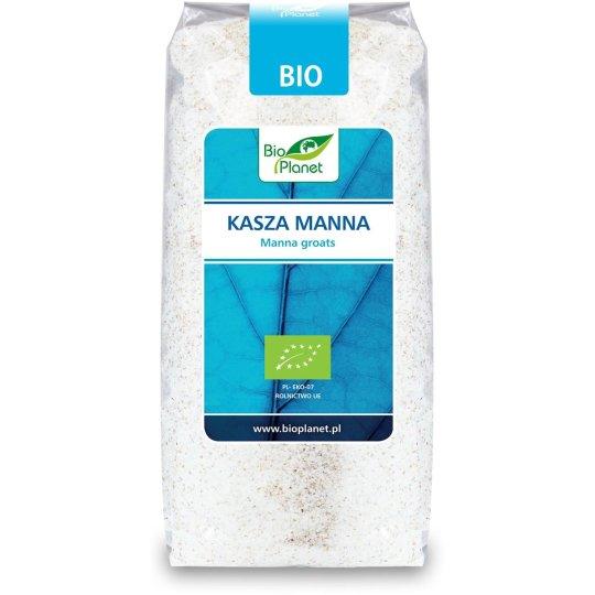 KASZA MANNA BIO – 500g – BIO PLANET