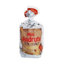 *KRÓTKI TERMIN* MINI ANDRUTY CEBULOWE BEZ CUKRU 180 g – ANIA