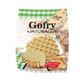 GOFRY NATURALNE BEZ DODATKU CUKRU 65 g – ANIA