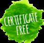 bez certyfikatu
